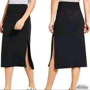 Athleta Ocean Midi Skirt